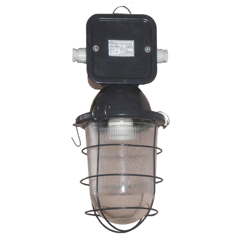 светильник для шахт